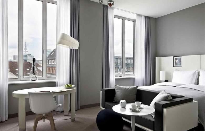 Sofitel Hamburg Alter Wall - Room - 64
