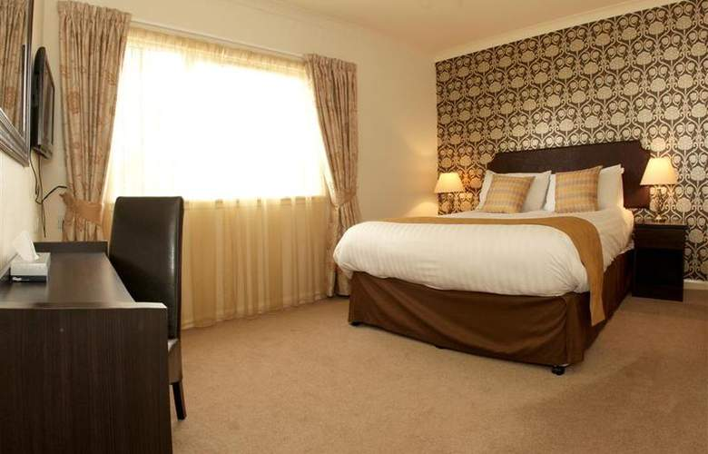 Best Western Invercarse - Room - 110
