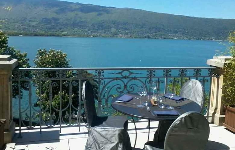 Le Palace De Menthon - Restaurant - 28
