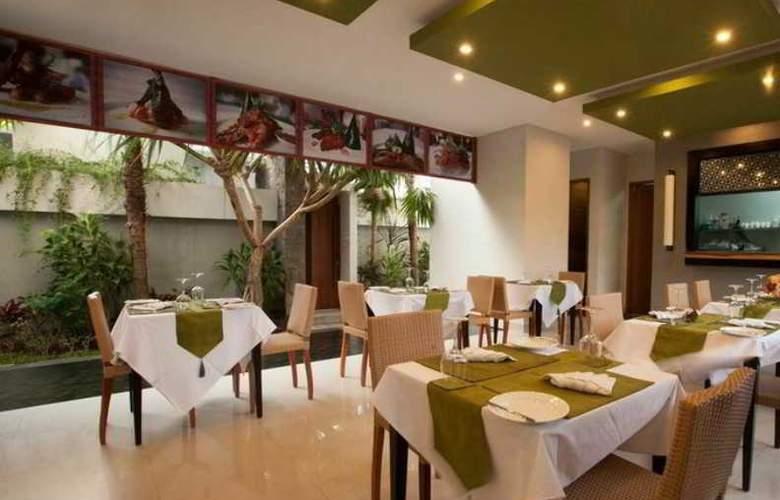 Samaja Villas Seminyak - Restaurant - 2