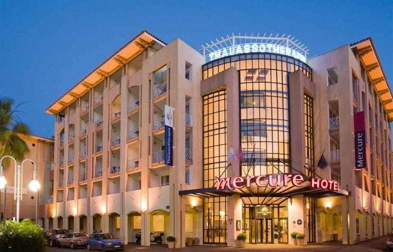 Mercure Thalassa Port Fréjus - Hotel - 24