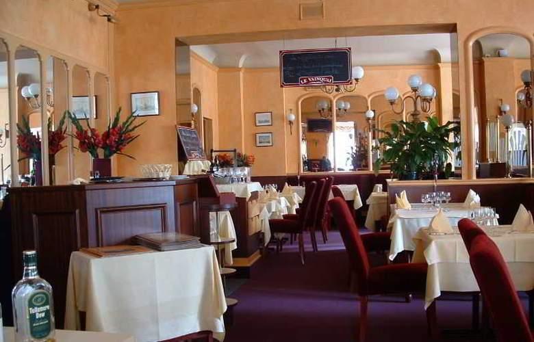 Interhotel Le Bretagne - Restaurant - 18