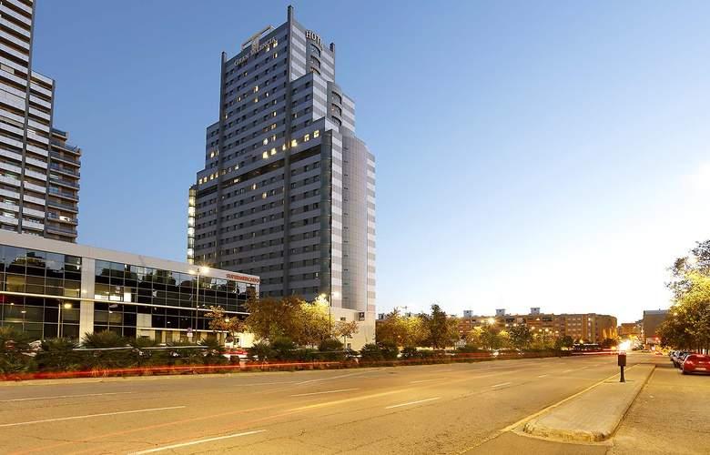 Eurostars Gran Valencia - Hotel - 12