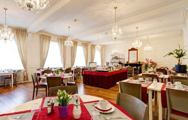 Jacobs Hotel Brugge - Restaurant - 18
