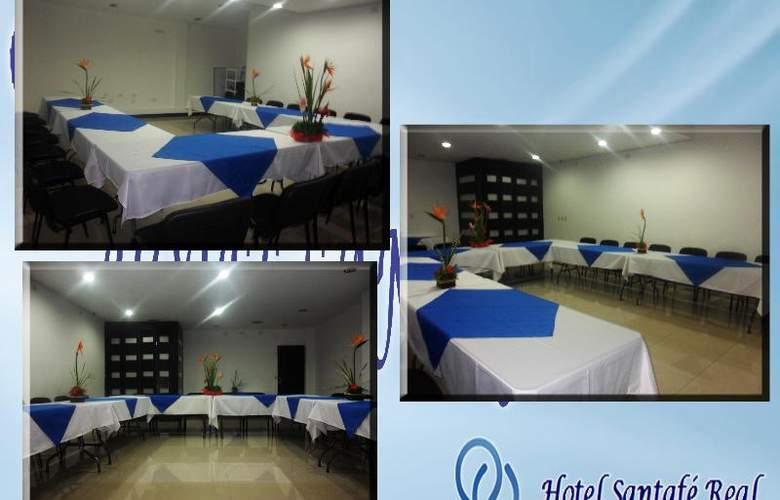 Hotel Santafe Real - Conference - 11