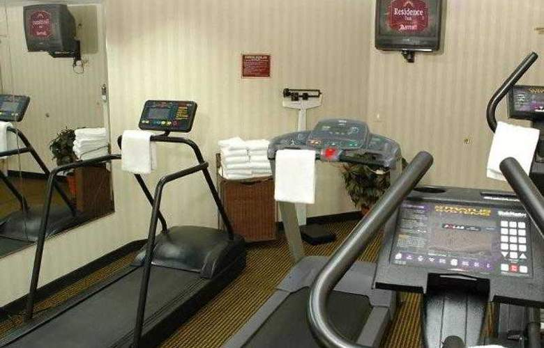 Residence Inn Sacramento Rancho Cordova - Hotel - 8