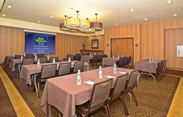 Best Western Plus Christopher Inn & Suites - Hotel - 3