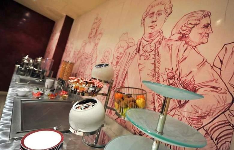 Mercure Paris Bastille Marais - Restaurant - 48