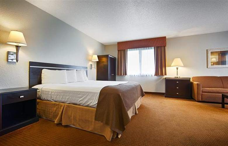 Best Western Mt. Pleasant Inn - Room - 43
