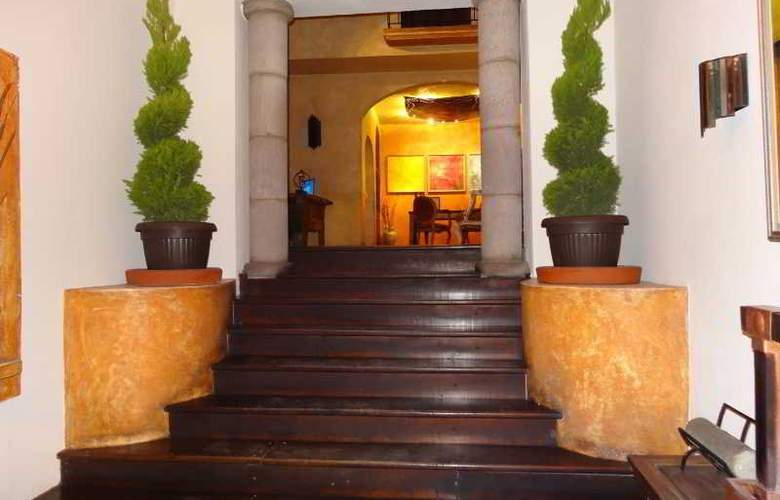 Villa Rivera San Miguel de Allende Boutique - General - 11