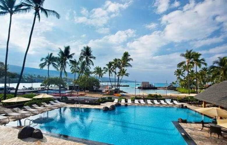 Courtyard by Marriott King Kamehameha's Kona Beach - Pool - 7