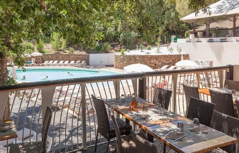 Pierre et Vacances Village Club Les Restanques du Golfe de Saint-Tropez - Restaurant - 27