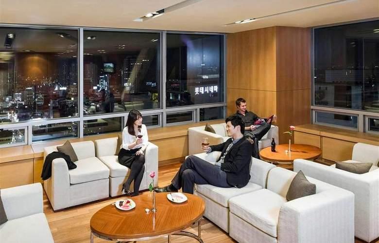 Novotel Ambassador Daegu - Hotel - 47