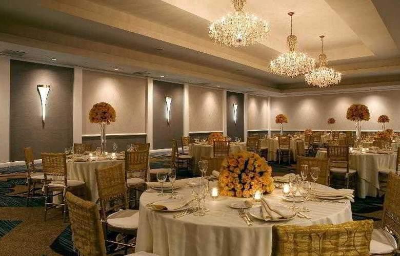Sheraton Parsippany Hotel - Hotel - 19