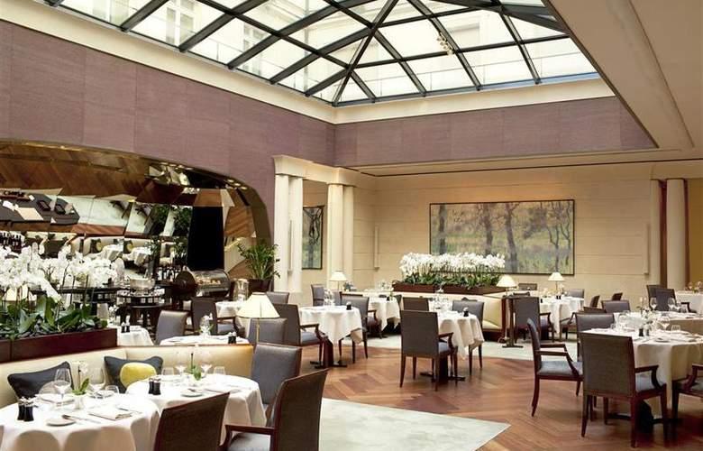 Park Hyatt ParisVendome - Restaurant - 18
