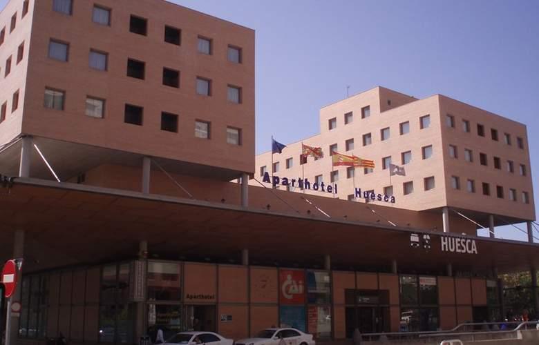 Sercotel Aparthotel Suites Huesca - Hotel - 0