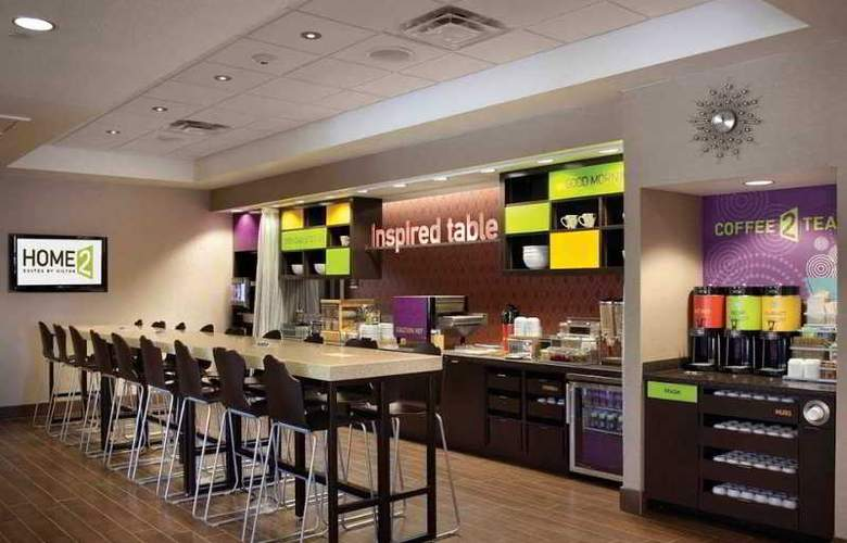 Home2 Suites by Hilton¿ Salt Lake City/Layton, UT - Restaurant - 9