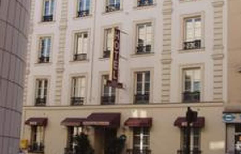 BEST WESTERN SEVRES MONTPARNASSE - Hotel - 0