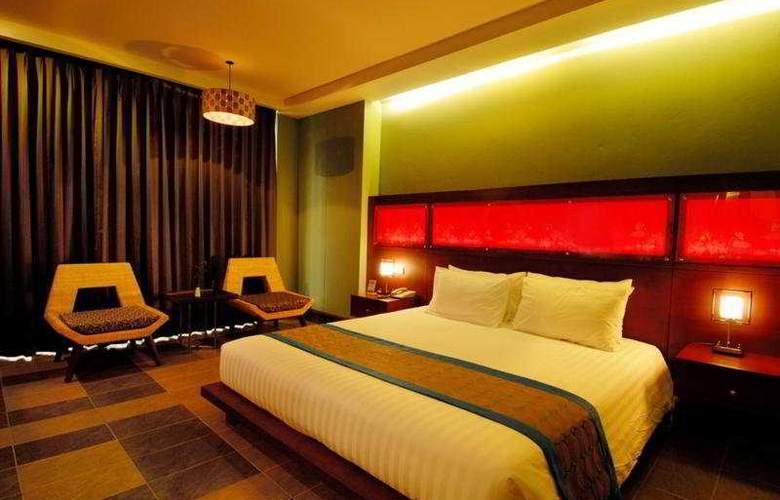 Long Beach Cha Am Hotel - Room - 3
