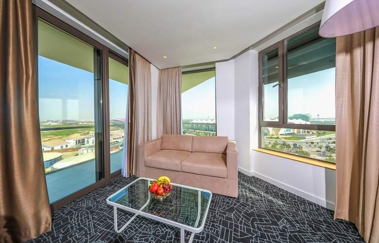 Park Inn by Radisson Abu Dhabi, Yas Island - Room - 11