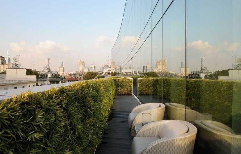 Armani Hotel Milano - Terrace - 11