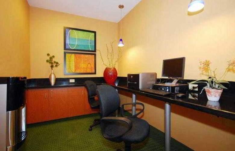 Fairfield Inn & Suites Canton - Hotel - 14