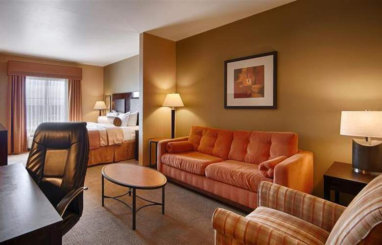 Best Western Plus Duncanville/Dallas - Room - 87