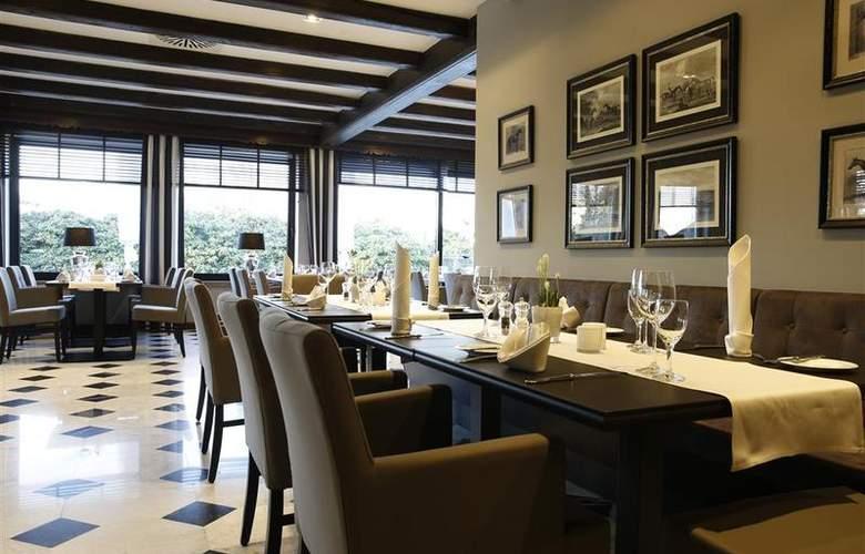 Best Western Parkhotel Wittekindshof - Restaurant - 26