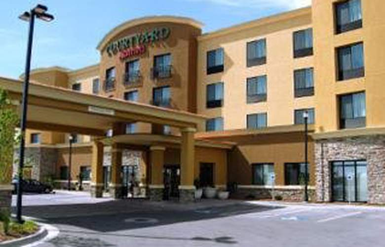 Courtyard By Marriott -Boise West Meridian - Hotel - 0