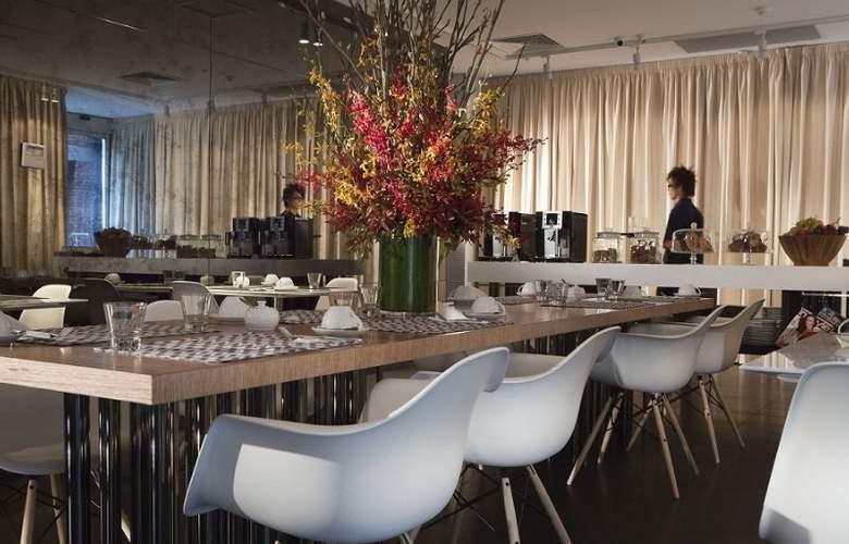Fraser Place Melbourne - Restaurant - 5