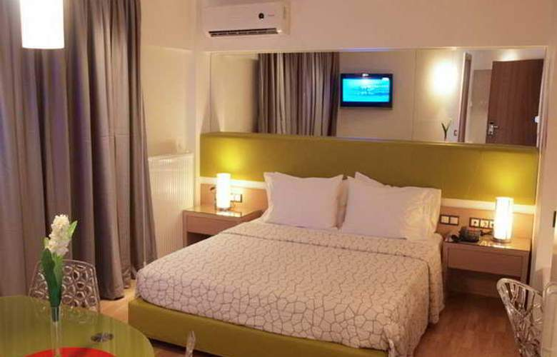 Elements Hotel & Apartments - Room - 3