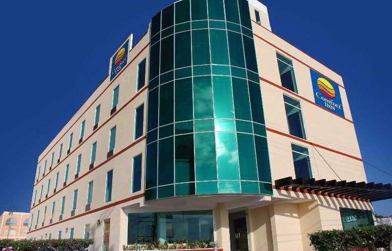Comfort Inn Cancun Aeropuerto - General - 1
