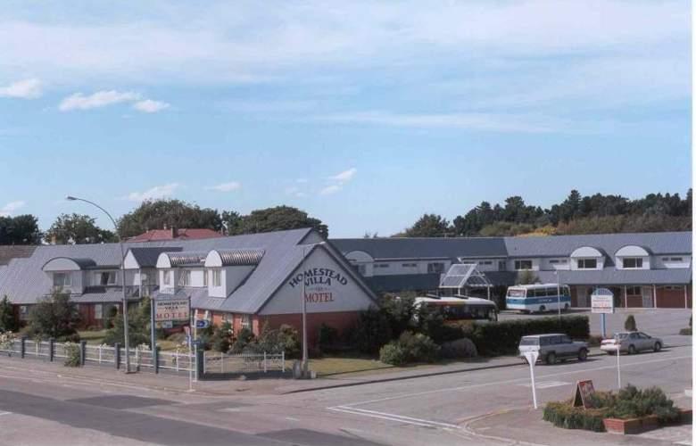 Homestead Villa Motel - Hotel - 0