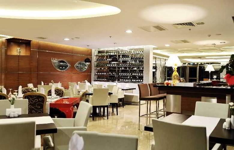 Niza Park Otel - Restaurant - 2