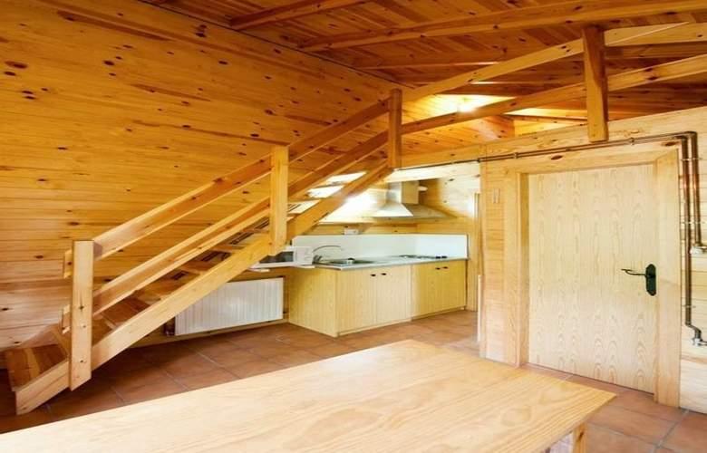 L´Orri del Pallars Bungalows - Room - 13