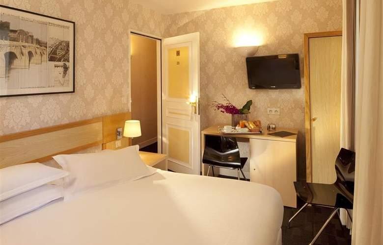 Best Western Bretagne Montparnasse - Room - 22