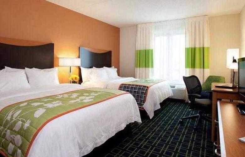 Fairfield Inn & Suites Winnipeg - Hotel - 11