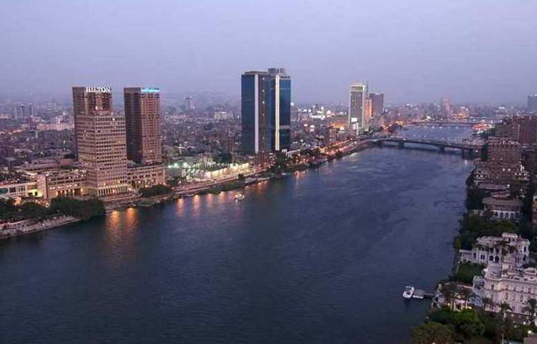 Hilton Zamalek Residence Cairo - Hotel - 5