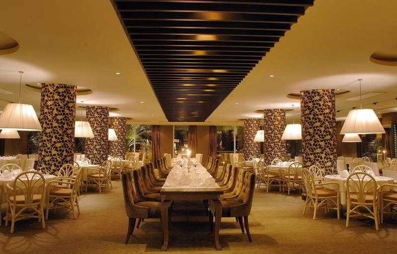 Elegance Hotels International Marmaris - Restaurant - 6
