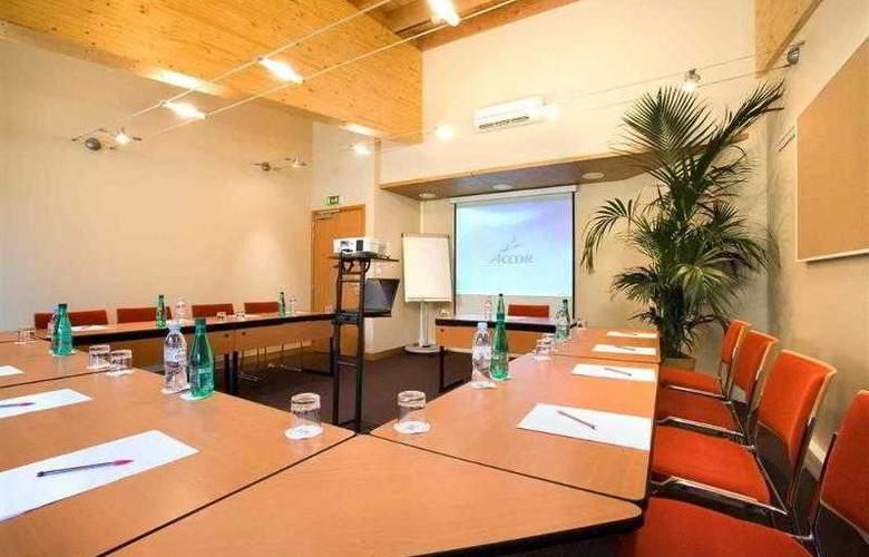 Mercure Chamonix les Bossons - Conference - 67
