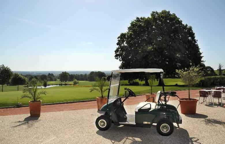 Les Dryades golf & Spa - Terrace - 33
