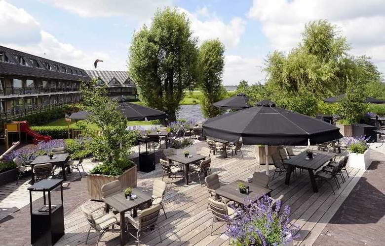 Van der Valk Hotel Volendam - Terrace - 7