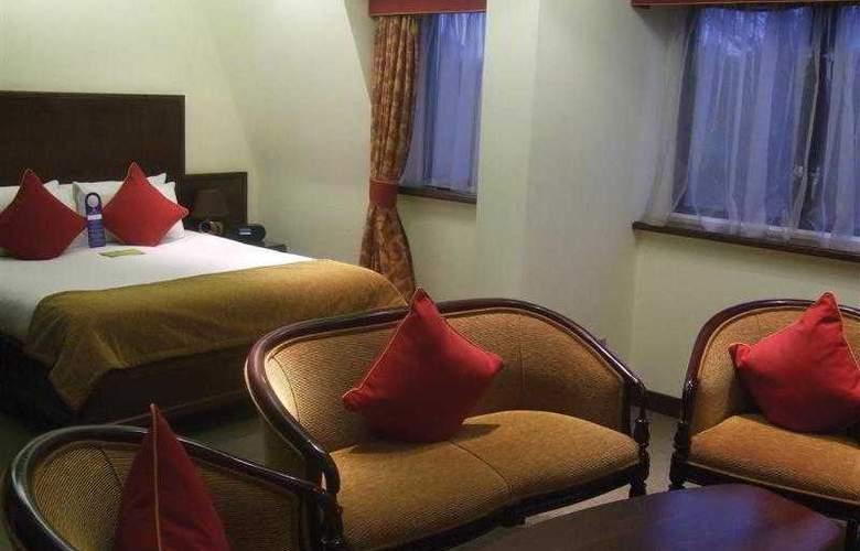 Best Western Donnington Manor - Hotel - 27