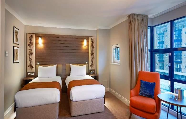 Hilton London Docklands Riverside - Room - 33
