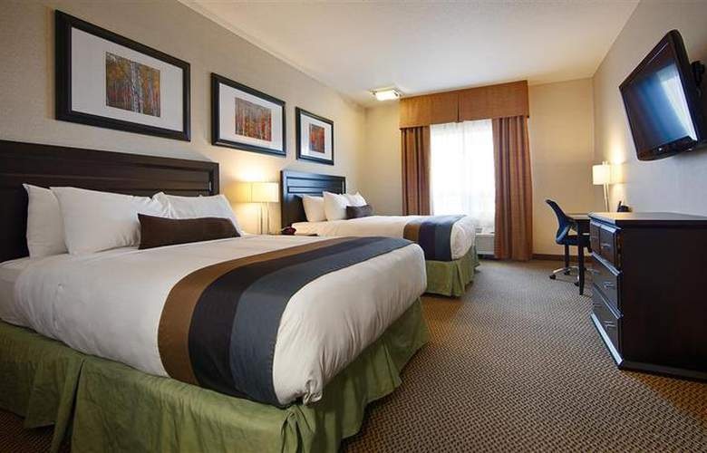 Best Western Plus The Inn At St. Albert - Room - 105