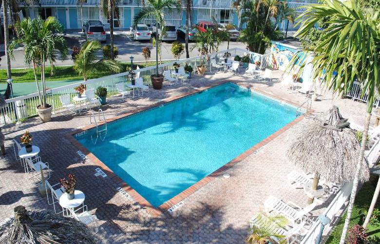 Floridian Hotel - Pool - 29