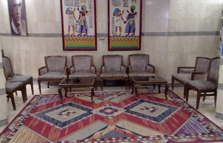 Gaddis Luxor Hotel, Suites and Apartments - General - 8