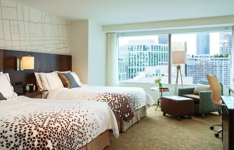 Toronto Marriott City Centre - Room - 3