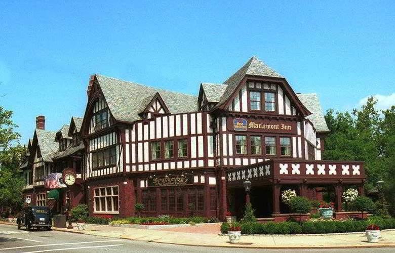 Best Western Premier Mariemont Inn - Hotel - 10