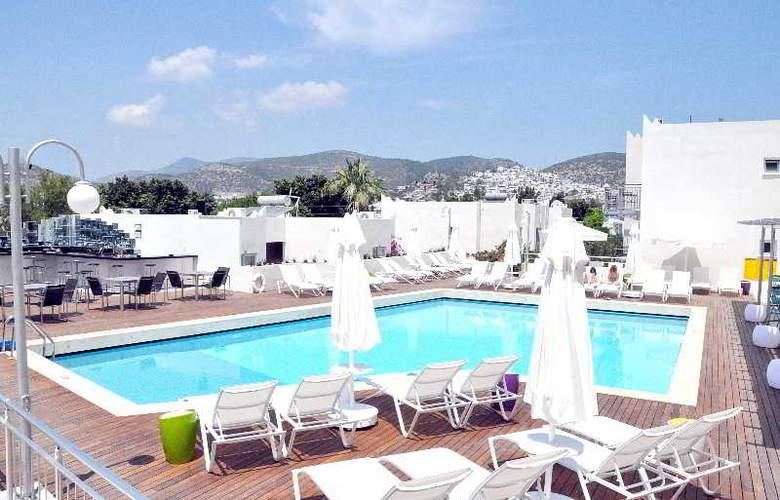 Bodrum Eos hotel - Pool - 21